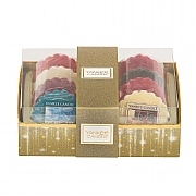 Yankee Candle Holiday Sparkle 8 Wax Melts Gift Set