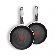 Tefal Harmony Pro Twin Pack Non-Stick Frying Pans 20cm & 26cm