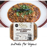 Bini Black Chickpea Curry Ready Meal