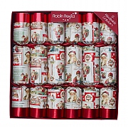 "Robin Reed Christmas Revels 12"" Christmas Crackers Pack of 12"