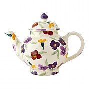 Emma Bridgewater Wallflower Four Mug Teapot