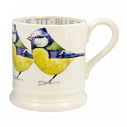 Emma Bridgewater Birds Blue Tit Half Pint Mug