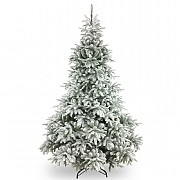 6ft Frosted Andorra Fir Artificial Christmas Tree
