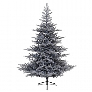 7ft Frosted Grandis Fir Artificial Christmas Tree