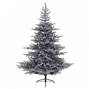 8ft Frosted Grandis Fir Artificial Christmas Tree
