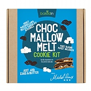 Bakedin Choc Mallow Melt Cookie Kit 615g