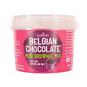 Bakedin Single Pot Belgian Chocolate Mug Brownie Mix 55g