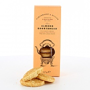 Cartwright & Butler Almond Shortbread 125g