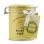 Cartwright & Butler Salted Caramel Toffees in Tin 150g