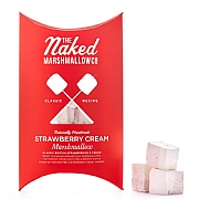 The Naked Marshmallow Co. Strawberries & Cream Marhsmallows 100g