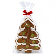 Iced Gingerbread Tree 130g