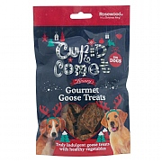 Rosewood Luxury Gourmet Goose Treats For Dogs 90g