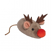 Grumpy Cat Plush Reindeer Mouse Toy