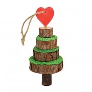 Rosewood Wood & Loofa Tree Gnaw For Small Animals