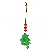 Rosewood Holly Leaf Hanging Gnaw For Small Animals