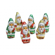 Riegelein Christmas Santa Chocolate Tree Decorations 100g