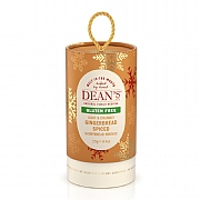 Deans Gluten Free Spiced Gingerbread Shortbread Rounds 125g