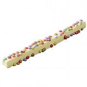 Le Comptoir Mathilde White Chocolate & Candy Coated Marshmallow Stick