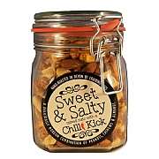 Cracking Nuts Sweet & Salty Mixed Nuts Jar 1kg
