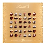 Lindt Festive Mini Pralines Selection Box 180g