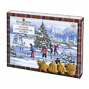 Grandma Wilds Gingerbread Festive Shapes Gift Box 175g'