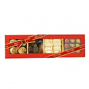 Walnut Tree Assorted Marzipan, Pate De Fruit & Marron Glace 400g