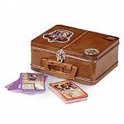 Harry Potter Gryffindor Top Trumps Card Game Suitcase Tin