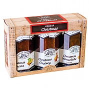 Cottage Delight A Taste Of Christmas Preserve Trio