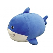 Cozy Time Shark Cuddle Toy