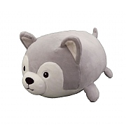 Cozy Time Husky Cuddle Toy