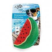 All For Paws Chill Out Watermelon Slice Cooling Dog Toy