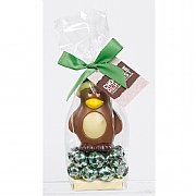 Choc Alchemist Chocolate Penguin 120g