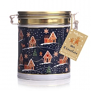 Milly Green Gingerbread Wonderland Hot Chocolate Tin 200g