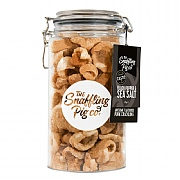 Snaffling Pig Black Pepper Pork Crackling Gift Jar