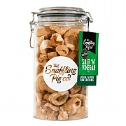 Snaffling Pig Salt 'N' Vinegar Pork Crackling Gift Jar