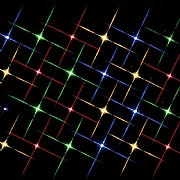 Lemax Super Bright 24 LED Multi-Colour Light String