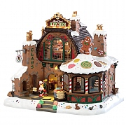 Lemax Mrs. Claus' Kitchen