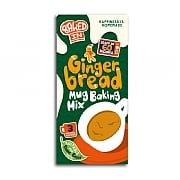 Bakedin 3 Pot Gingerbread Mug Cake Mix