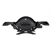 Weber Q 1200 Gas Barbecue Black