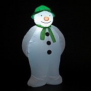 Inflatable Illuminated The Snowman 120cm