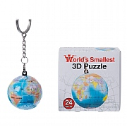 World's Smallest 3D Jigsaw Puzzle