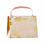 Bath Hose Rose Prosecco Handbag Pamper Pack