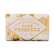 Bath House Rose Prosecco Soap Bar
