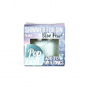 PopaBall Shimmer For Prosecco - Blue Pearl