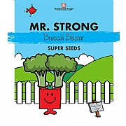Thompson & Morgan Mr Men & Little Miss Broccoli Bell Star