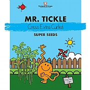 Thompson & Morgan Mr Men & Little Miss Cress Extra Curled