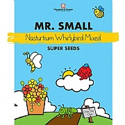 Thompson & Morgan Mr Men & Little Miss Nasturtium Whirlybird Mixed