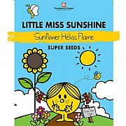 Thompson & Morgan Mr Men & Little Miss Sunflower Helios Flame