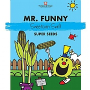 Thompson & Morgan Mr Men & Little Miss Sweetcorn Swift