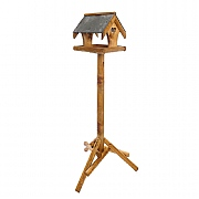 Tom Chambers Bronte Slate Roof Bird Table